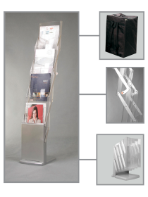 Brochure Holder Elite